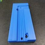 MCナイロンの樹脂加工で通路板を製作(大阪のお客様)