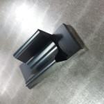 ルーター、マシニング、タップ加工でバケットを製作(ジュラコン)