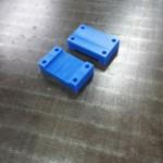 さまざまな種類があるMCナイロンを、2工程でプラスチック加工